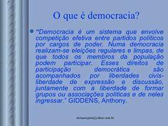 http://engenhafrank.blogspot.com.br: O QUE É DEMOCRACIA