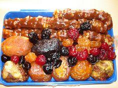 Armenian Dried Fruits by Kyavar, via Flickr