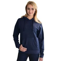 Show details for Ladies Classic Fleece Hoodie Casual Wear Women, Body Size, Fleece Hoodie, Clothing Company, Work Wear, Hooded Jacket, Hoodies, Lady, Classic