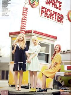 Red Velvet For Nylon, Ceci, and Celebrity - OMONA THEY DIDN'T! Endless charms, endless possibilities ♥