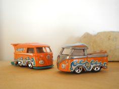 2Dcustoms - Volkswagen Kool Kombi - hot wheels
