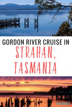 Don't Miss The Spectacular Gordon River Cruise in Strahan, Tasmania A Gordon River Cruise amongst the ancient rainforest of Tasmania's World Heritage Wilderness Area was a highlight of our month long visit to Tasmania. Tasmania Road Trip, Tasmania Travel, Best Beaches To Visit, Cool Places To Visit, Visit Australia, Australia Travel, Australia Destinations, Travel Inspiration, Travel Ideas