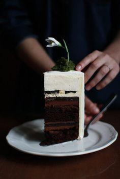 Многослойный торт