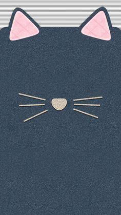 Ideas Wallpaper Iphone Bloqueo Cute For 2019 Kawaii Wallpaper, Cute Wallpaper Backgrounds, Wallpaper Iphone Cute, Trendy Wallpaper, Animal Wallpaper, Pink Wallpaper, Galaxy Wallpaper, Cellphone Wallpaper, Cartoon Wallpaper