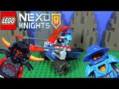 LEGO NEXO KNIGHTS Knighton Battle Blaster 70310 Lego Knights, Nerf, Battle, Toys, Activity Toys, Games, Toy, Beanie Boos