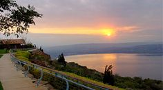 Sea of Galilee, Israel. I was on a boat there, on Lester Summerall's final trip. He preached to us on the ship.