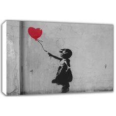 Banksy+Prints | Banksy Canvas Prints for Xmas