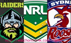 Canberra Raiders vs Sydney Roosters Live Stream Watch Online National Rugby League 2016 HD TV Coverage. You can easily watch Canberra Raiders vs Sydney Roos