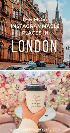 Looking for the most instagrammable places in London? Look no further! From the most instagrammable cafes to the prettiest facades, we have rounded up the best spots in London!