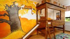 8 ideias para trazer um clima de casa na árvore para o quarto infantil - 22/11/2016 - UOL Estilo de vida