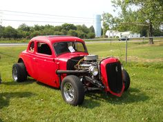 1936 Plymouth Coupe Car