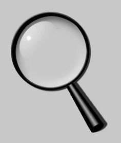 """How to make a magnifying glass - for p.27 """"August"""" - 2014 CSMP - I'll Seek the Lord Early flipchart"""