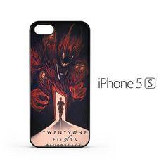 Twenty One Pilots Blurry Face Art iPhone 5 / 5s Case