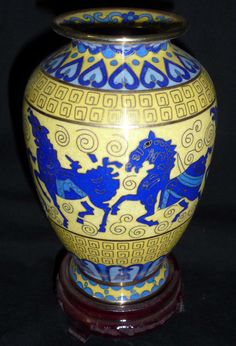Chinese vase sold for record price - Telegraph