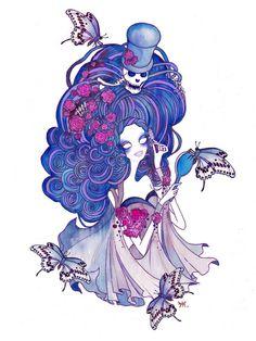 Seven Deadly Sins 'Pride' (also known as Vanity) Art Print by Gina Martynova 7 Sins, Horsemen Of The Apocalypse, Popular Art, Seven Deadly Sins, New Art, Amazing Art, Illustration Art, Illustrations, Fantasy Art