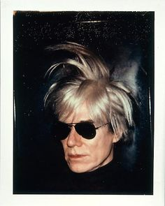 Self Portrait in Fright Wig by Andy Warhol