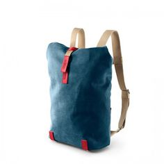 Rucksack Brooks Pickwick S I Roll Top Bag I Wasserdicht I Männer & Frauen Tasche I 12 L Volumen I Design-Deli