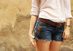 8 Ways to Make Gorgeous and Stylish DIY Summer Shorts ...
