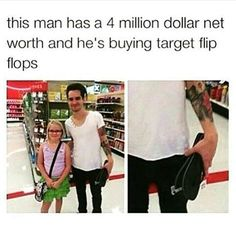 Discovered by . Find images and videos about lol, brendon urie and panic! at the disco on We Heart It - the app to get lost in what you love. Stupid Funny Memes, Funny Relatable Memes, Funny Stuff, Hilarious Jokes, Bad Memes, Funny Pics, Random Stuff, Pop Punk, Funny Images