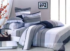 Navy Blue And Grey Bedding | Bedroom Ideas Pictures