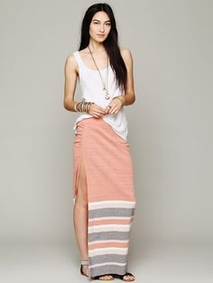 Free People High to the Thigh Skirt at Free People Clothing Boutique