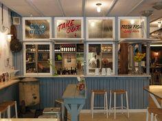 The Fish Shop  Potts Point  Sibella Court