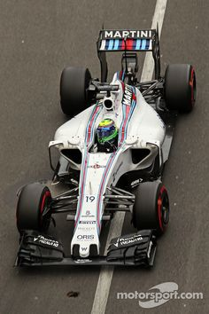 Felipe Massa, Williams F1