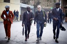Pitti Uomo 85: the first images from tradeshow - Pitti Immagine