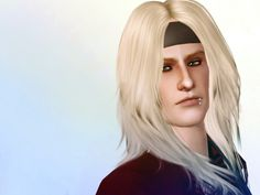 The Path Of Nevermore: Aaron male sims model • Sims 4 Downloads