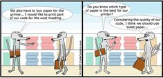QA Comic -Code Comics