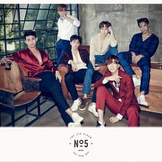 2PM Looks Effortlessly Sexy and Chill in New Teaser Images