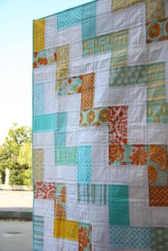 heilroom-quilt-3 | Blogged at Sticks and Bubbles | By: diana scl | Flickr - Photo Sharing!