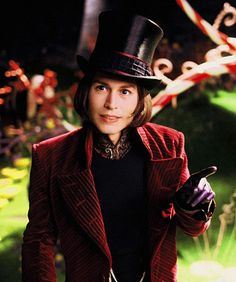 Charlie and the Chocolate Factory - By Tim Burton 2005