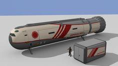 Traveller RPG 30ton ShipsBoat by riftroamer on DeviantArt