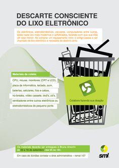 Endomarketing, SML Tecnologia || Adobe Illustrator