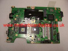 Replacement for HP 578228-001 Laptop Motherboard