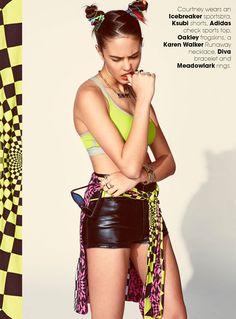 CDMISSUE#9: 'LIKE IT'S 1999' fashion editorial.