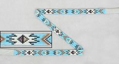 native american loom beading hat bands | Native American Beadwork Hat Bands Navajo ... | Seed Bead Jewler...