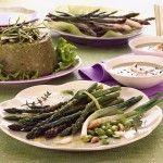 10 ricette veloci con gli asparagi