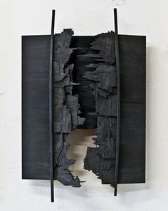 Discover thousands of images about lafilleblanc: Konstantino Dregos Twitch, 2012 Sculptures Céramiques, Art Sculpture, Abstract Sculpture, Abstract Art, 3d Wall Art, Assemblage Art, Land Art, Installation Art, Ceramic Art