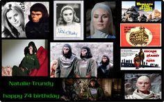 Natalie Trundy // happy 74 birthday