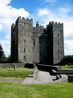 Bunratty Castle - Ireland