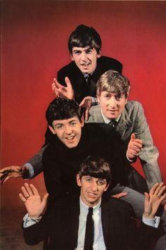 ♥♥♥♥George H. Harrison♥♥♥♥  ♥♥John W. O. Lennon♥♥  ♥♥J. Paul McCartney♥♥  ♥♥Richard L. Starkey♥♥