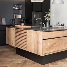 """525 curtidas, 3 comentários - Arquitetura   Decoração   Casa (@ideiasparacozinhas) no Instagram: """"Inspiração de cozinha #decoracao #cozinha #casa #reforma #construcao #arquitetura #design…"""""""