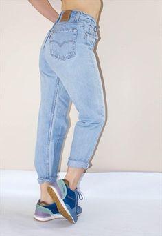 812a59fa 41 Best Vintage Levi 501 Jeans images | Levi strauss jeans, Levis ...