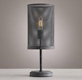Fordson Steel Table Lamp