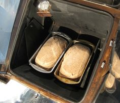 This site has an entire index of solar cooked recipes. SUN OVEN WHOLE-WHEAT BREAD
