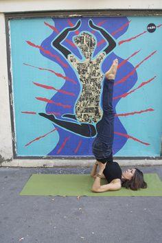 RdvYoga - Street yoga in Paris