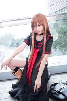 Ryoko Okami cosplay