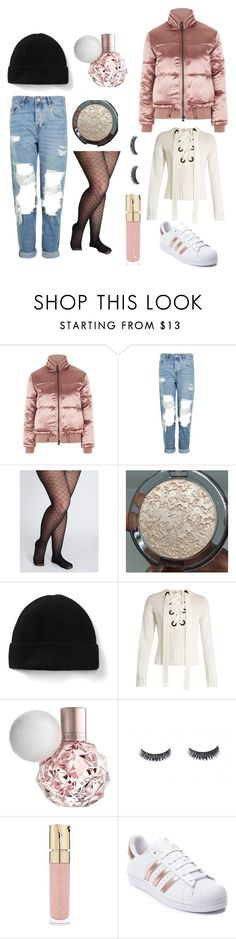 """Untitled #18"" by sarbear74 ❤ liked on Polyvore featuring Topshop, Lane Bryant, Joseph, Smith & Cult and adidas"